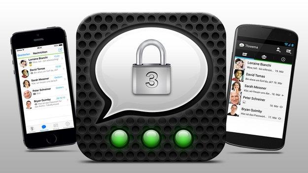 Threema: Sichere WhatsApp-Alternative zum halben Preis