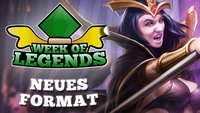 Neues Video-Format bei GIGA: Week of Legends - LoL, DotA & Co.
