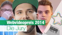Webvideopreis 2014: Die Jury