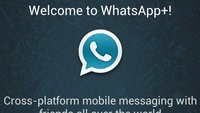 WhatsApp + sauber installieren: So geht's