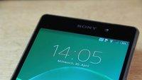 Sony Xperia Z2 im Unboxing