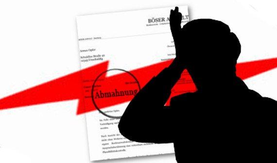 Abmahnung wegen Filesharing: Diese Schritte können euch helfen