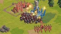 Age of Empires – World Domination: Android-Ableger der Echtzeitstrategie-Serie im ersten Trailer