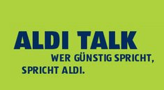 ALDI Talk mit Eplus aufladen – so geht's