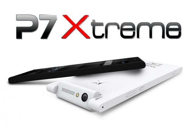 Allview P7 Xtreme: Octa Core-Smartphone mit IGZO-Display und Schwenkkamera vorgestellt