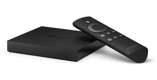 Amazon Fire TV: Android-basierte Set-Top-Box für Serien, Filme und Games offiziell vorgestellt