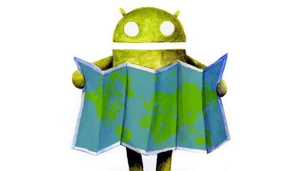 Android: Offline-Navigation für Europa und die Welt auf Smartphone oder Tablet