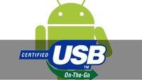 USB OTG: Android-Geräte mit Tastatur, Maus und mehr verbinden
