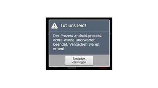 android.process.acore unerwartet beendet: Hilfe und Lösungen