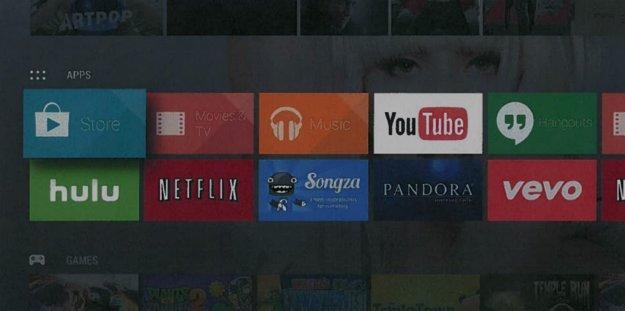 Android TV: Screenshots und Infos zu Googles neuem TV-System durchgesickert