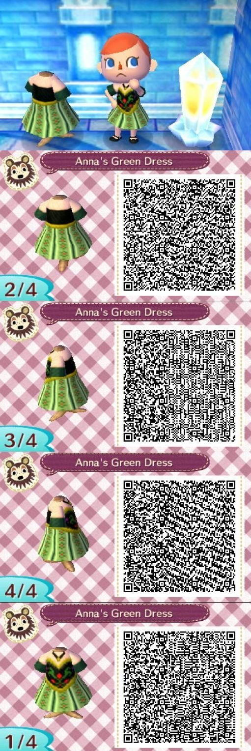 Qr codes f r animal crossing new leaf outfits designs Boden qr codes animal crossing new leaf