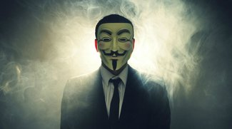 Anonymous' Guerillakrieg: Protest flutet Facebook