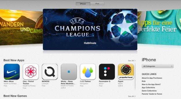 App Store und Play Store: Wie Apple und Google um Exklusiv-Software buhlen