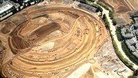 Luftaufnahme: Der neue Apple Campus 2 wird gigantisch