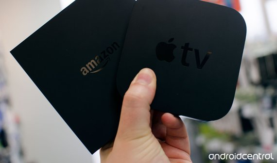 Vergleich: Apple TV vs. Amazon Fire TV