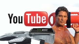 Aprilscherze von HTC, Samsung, YouTube und Google+