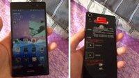 Huawei Ascend P7: Erste Bilder im Netz aufgetaucht (Leak)