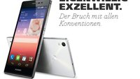 Huawei Ascend P7: Offiziell in Paris vorgestellt
