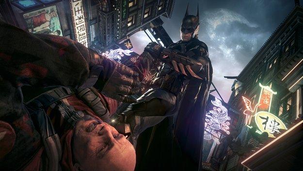 Batman Arkham Knight: Auf 2015 verschoben & neuer Trailer