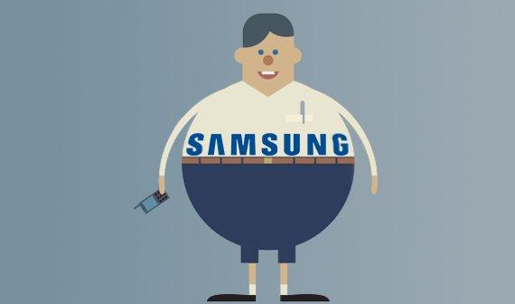 Bloatware: Samsung-eigene Apps werden kaum genutzt
