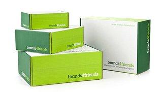 Bei Brands4Friends versandkostenfrei bestellen und zurücksenden