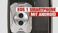 Gerücht: Canon bringt bald das EOS 1 Smartphone mit Android raus!