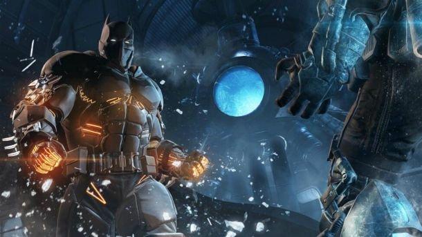 Batman Arkham Origins: Cold, Cold Heart DLC nun verfügbar
