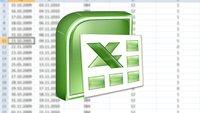 Excel: Datum subtrahieren - Einfach und schnell