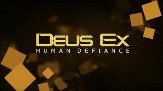 Deus Ex: Verfilmung weiterhin in Arbeit