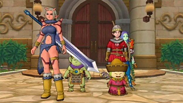 Dragon Quest X: Erscheint auch für 3DS