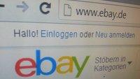 eBay: Angebot vorzeitig beenden – so geht's