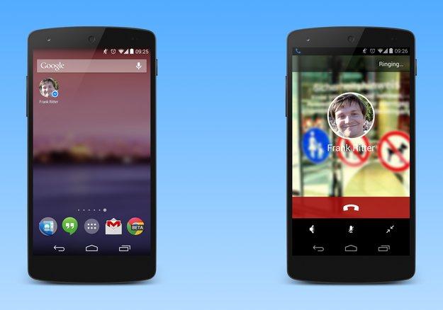 Facebook Messenger: Frisches Update bringt Telefoniefunktion und Homescreen-Shortcuts