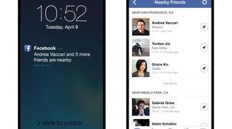 """Nearby Friends: Facebook bietet plattformübergreifende Alternative zu """"Meine Freunde suchen"""""""