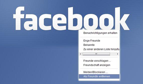 Studie: Facebook - Warum wir Freunde entfernen