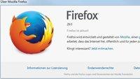 Firefox 29: Altes Design und Statusleiste wiederherstellen