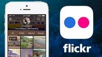 Flickr: Version 3.0 mit neuem Design, Live-Filter und Videoaufnahme