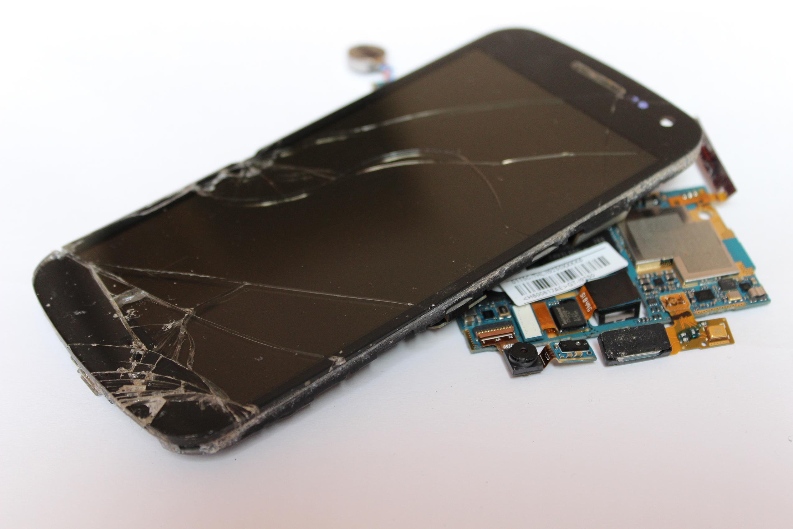 Datensicherheit: Von kaputten Smartphones und gläsernen Menschen