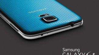 Samsung Galaxy S5 (SM-G900F) Bedienungsanleitung