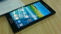Leak: Zeigt sich hier ein Samsung Galaxy F oder Note 4?