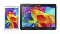 Samsung Galaxy Tab 4 7.0, 8.0 und 10.1 offiziell vorgestellt