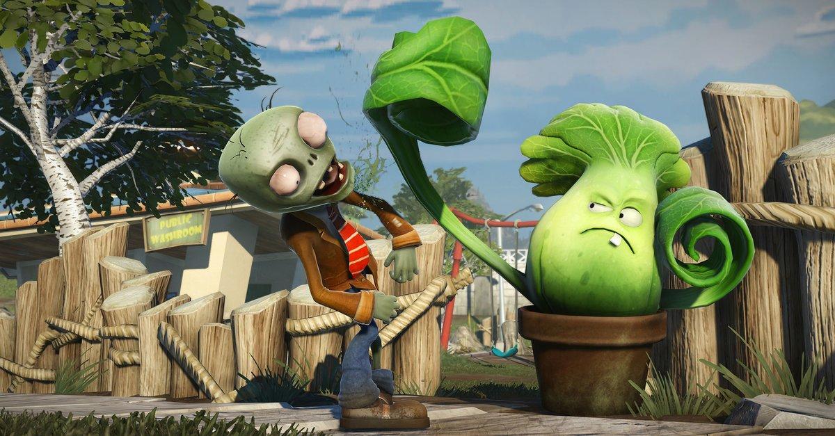 Zombies Garden Warfare Торрент