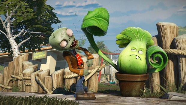 Plants vs. Zombies – Garden Warfare: PC-Version kommt im Juni