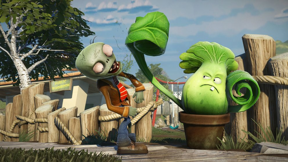 Plants vs. Zombies – Garden Warfare: PC-Version kommt im Juni