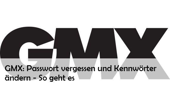 gmx app passwort ändern