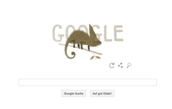 Tag der Erde 2014: Google feiert mit Mistkäfer, Schneeaffe und Kugelfisch