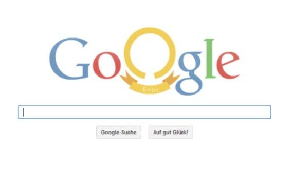 Max Planck: Google feiert 156. Geburtstag mit Doodle