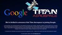 Sci-Fi: Google kauft Solardrohnenhersteller Titan Aerospace