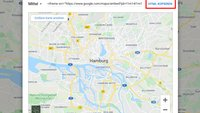 Google Maps einbinden (Karte, Route, Street-View) – so geht's