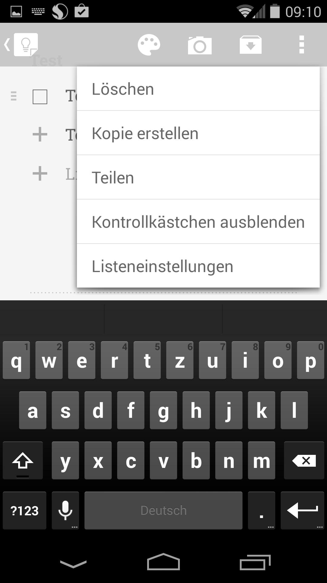 Google Notizen Wiederherstellen