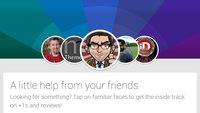 Google Play Store: Neue Sektion für App-Empfehlungen von Freunden und Kontakten